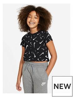 nike-girls-nsw-crop-t-shirt-black