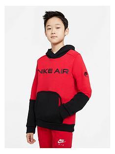 nike-boys-nswnbspnike-air-pull-over-redblack