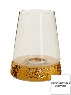 premier-housewares-martele-large-hurricane-candle-holder