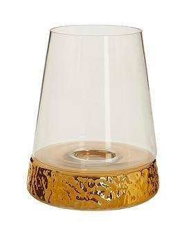 premier-housewares-martele-large-hurricane-candle-holder