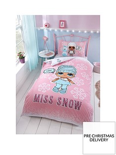 lol-surprise-lol-surprise-miss-snow-duvet-set-single