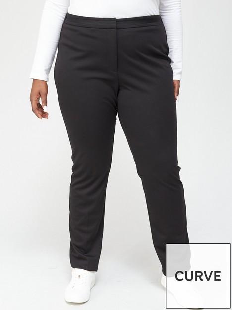 v-by-very-curve-valuenbspslim-leg-stretch-trouser-black