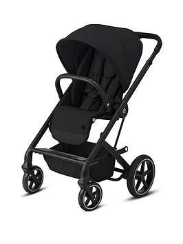 cybex-balios-s-lux-black-frame-version-luxury-size-pushchair-deep-black