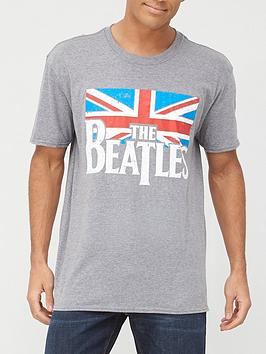 beatles-logo-t-shirt-greynbsp