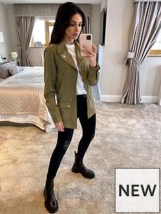 michelle-keegan-utility-tencel-jacket-olive