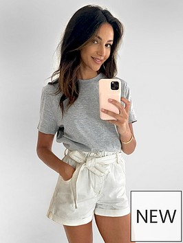 michelle-keegan-short-sleeve-cotton-tee