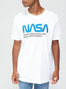 nasa-t-shirt-white