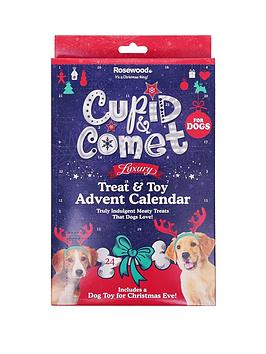 Rosewood Cupid & Comet Dog Advent Calendar