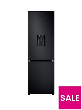 samsung-prb34t632ebneu-frost-free-fridge-freezernbspwith-spacemaxtrade-and-non-plumbed-water-dispenser--nbspblackp