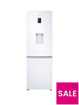 samsung-rb34t652dwweu-frost-free-fridge-freezer-with-spacemaxtrade-and-non-plumbed-water-dispenser-white
