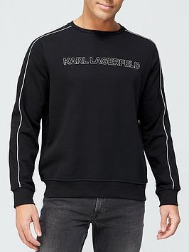 karl-lagerfeld-logo-sweatshirt-black-nbsp