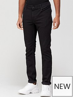 karl-lagerfeld-slim-fit-jeans-black
