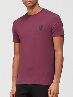 karl-lagerfeld-mini-karl-logo-t-shirt-burgundynbsp