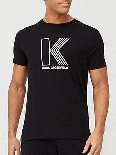 karl-lagerfeld-large-logo-t-shirt-black