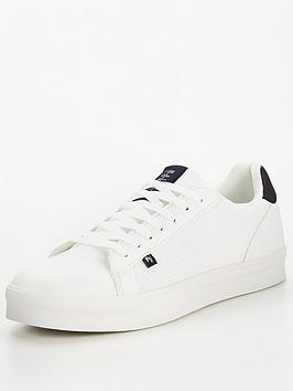 river-island-maison-lace-upnbsptrainers-white