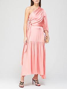 paper-london-neily-one-shoulder-dress-pink