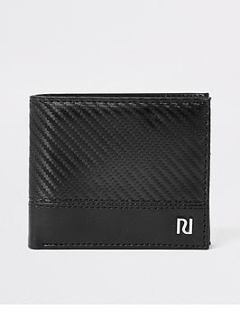 river-island-monogram-faux-leather-wallet-black
