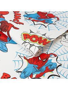marvel-spider-man-pow-wallpaper