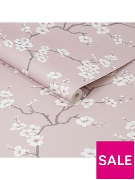 fresco-apple-blossom-wallpaper--nbsppinknbsp