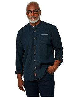 joe-browns-easy-wearing-grandad-shirt-dark-navy