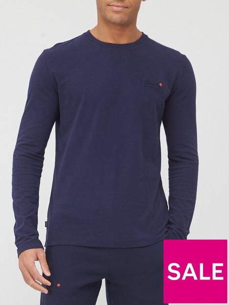 superdry-orange-label-embroidered-long-sleeve-top-navy