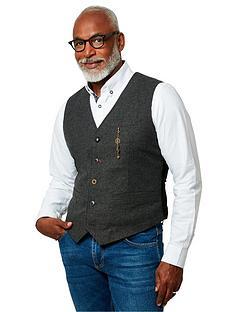 joe-browns-full-of-charm-waistcoat-grey