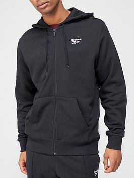 reebok-classic-vector-logo-full-zip-hoodie-blacknbsp