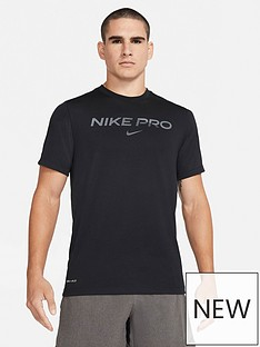 nike-training-pro-t-shirt-black