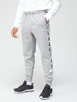 Nike Repeat Fleece Pants - Dark Grey
