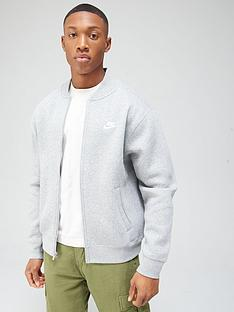 nike-club-bomber-jacket-dark-grey