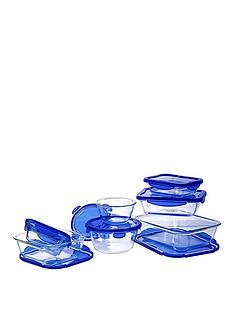pyrex-7-piece-cook-and-go-storage-set
