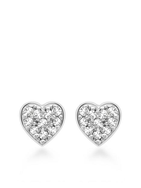 love-diamond-9ct-white-gold-pave-set-diamond-4mm-heart-stud-earrings