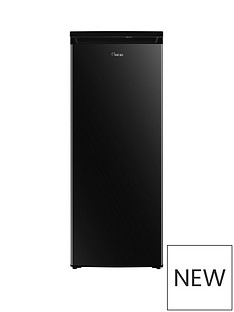 swan-swan-sr8141b-55cmwide-tall-larder-fridge--black