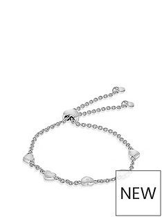 the-love-silver-collection-sterling-silver-rhodium-plated-diamond-set-heart-adjustable-slider-bracelet