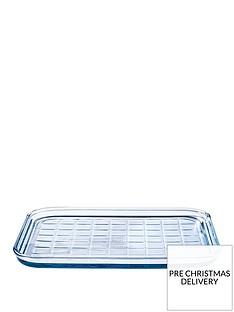pyrex-baking-tray
