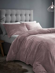 silentnight-super-soft-velvet-touch-fleece-double-duvet-cover-set