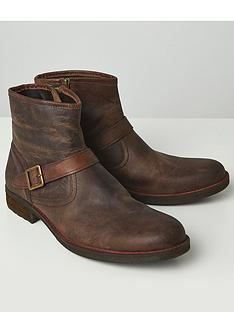 joe-browns-geared-up-oiled-biker-boots-brown