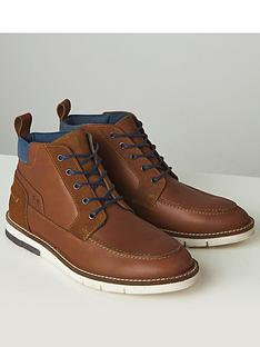 joe-browns-drifter-casual-leather-boots-tan
