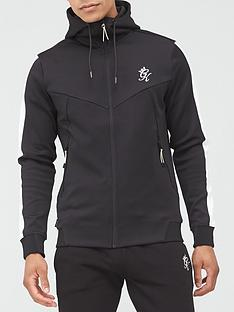 gym-king-koen-poly-tracksuit-top-black