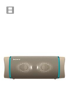 sony-xb33-extra-basstrade-portable-bluetoothreg-speaker-taupe