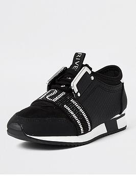 river-island-girls-embellished-runner-trainers-black