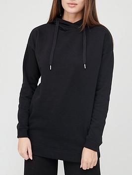 v-by-very-ath-leisure-cross-over-neck-hoodie-blacknbsp