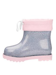 mini-melissa-mini-rainboot-glitter-contrast