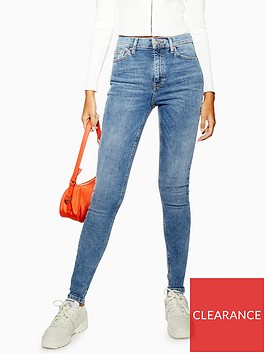 topshop-tall-jamie-jeans-blue