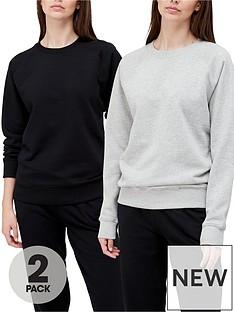 v-by-very-2-pack-oversized-raglannbspsweat-tops-black-grey