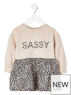 river-island-mini-girls-leopard-sweat-dress--tan
