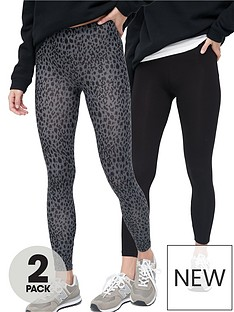 v-by-very-2-pack-basic-leggings-blackanimal