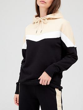v-by-very-colour-block-chevron-hoodie-co-ord