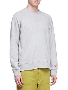 albam-utility-raglan-sweatshirt-grey