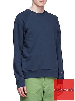 albam-utility-raglan-sweatshirt-navy